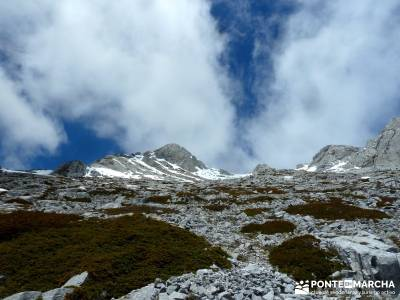 Curavacas, Espigüete -Montaña Palentina; ruta de senderismo; turismo rural;siete picos